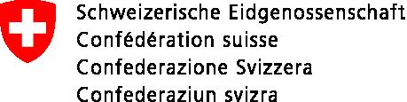 Logo Schweizerische Eidgenosschaft - zur Startseite